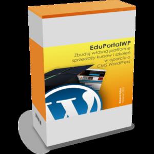 eduPortalWP – Zbuduj własną platformę sprzedaży kursów i szkoleń z CMS WordPress